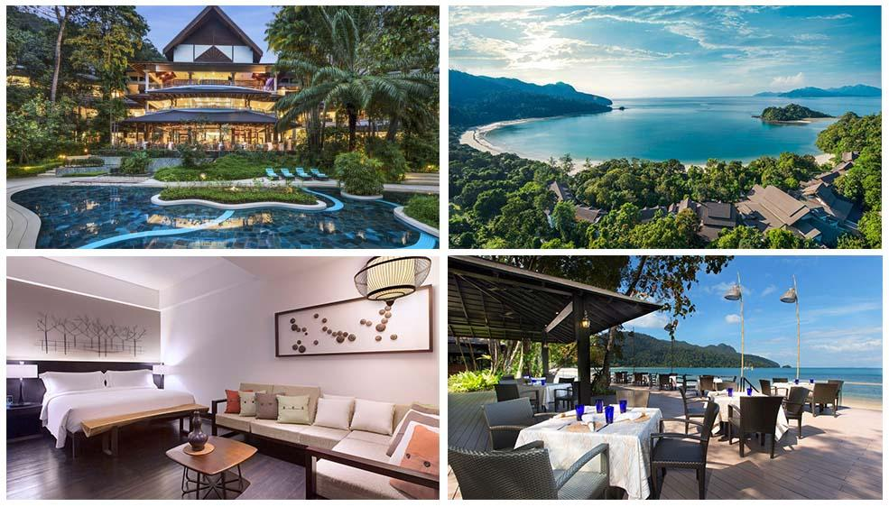 The Andaman, a Luxury Collection Resort - отель в потрясающе красивом месте | лучшие отели Лангкави для отдыха с детьми | Малайзия с AsiaPositive.com