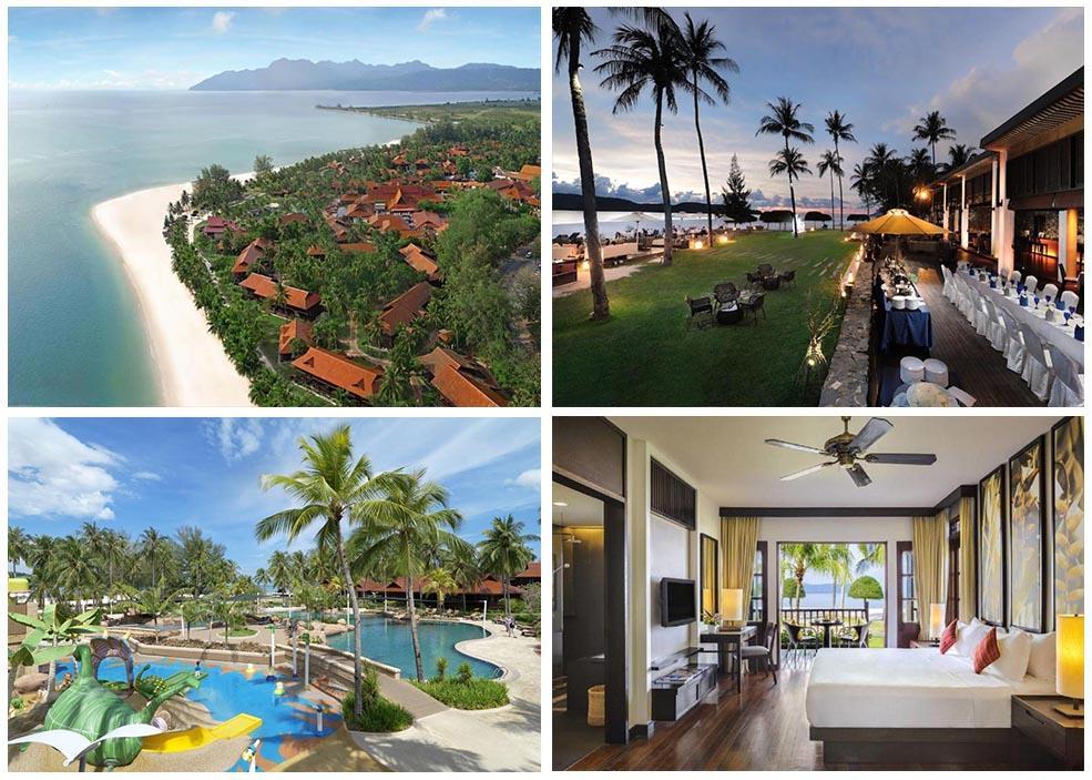 Meritus Pelangi Beach Resort And Spa - в пешей доступности от магазинов, ресторанов, аквариума. | Лучшие отели Лангкави для отдыха с детьми | Малайзия с AsiaPositive.com