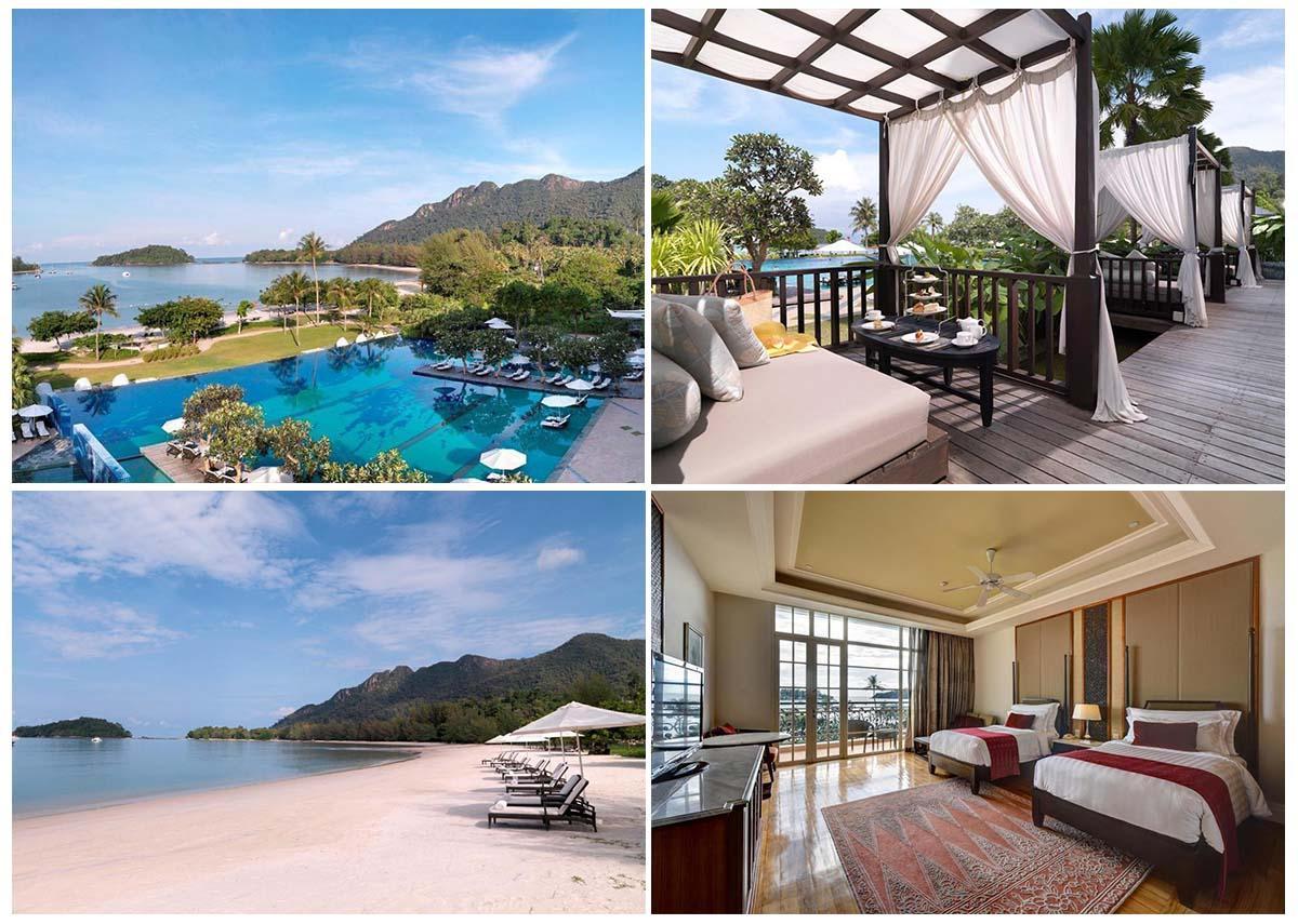 The Danna Langkawi 5* - отель в красивой бухте, недалеко от достопримечательностей | Лучшие отели Лангкави для райского отдыха | Малайзия с AsiaPositive.com