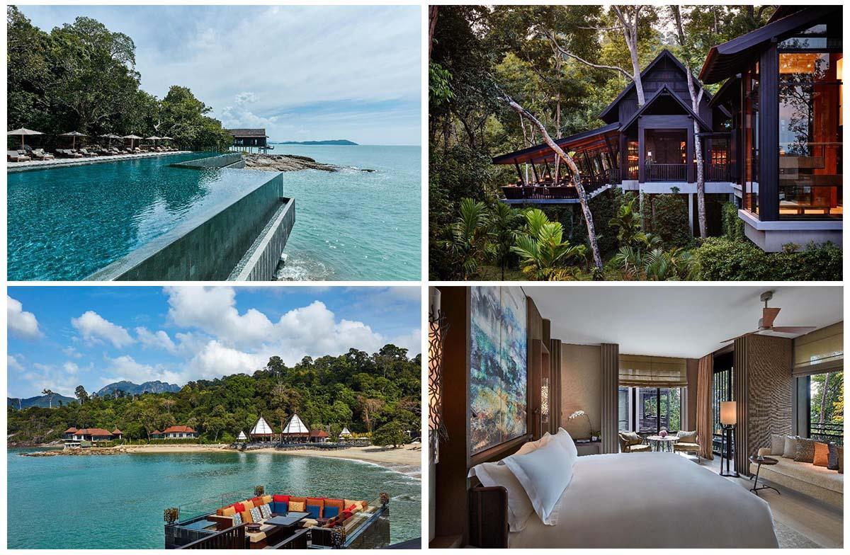 The Ritz-Carlton Langkawi  - стильный отель в тропических джунглях | Лучшие отели Лангкави для райского отдыха | Малайзия с AsiaPositive.com