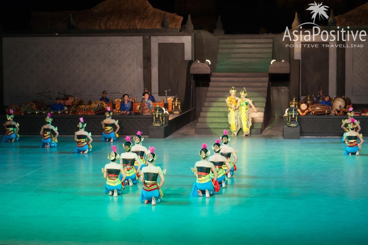 Красочное шоу Рамаяня | Детальный маршрут для самостоятельного путешествия в  Сингапур и по самым интересным островам Индонезии (Бали, Ява, Гили Траванган) за 14 - 15 дней.  | Маршрут 4 острова: Сингапур, Ява, Гили, Бали | Эксперт по путешествиям AsiaPositive.com