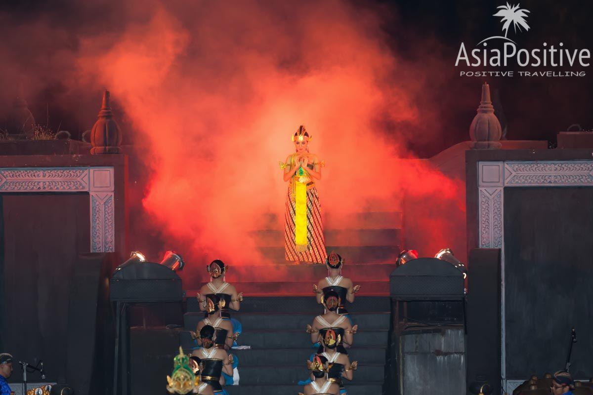 Очищение Ситы огнём | Рамаяна - самая популярная легенда Азии. | Позитивные путешествия AsiaPositive.com