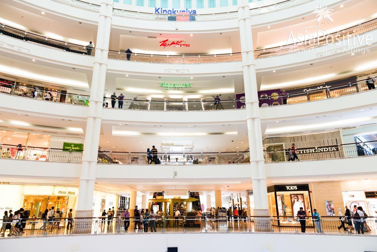Если вы хотите сделать выгодные покупки, посетите торговые центры Куала-Лумпура | Подробный план самостоятельной поездки с Пхукета в Сингапур и Куала-Лумпур | Таиланд | Путешествия по Азии с AsiaPositive.com