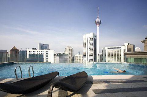 Fraser Place KL  4 звёзды | Лучшие отели в центре Куала Лумпура | Малайзия