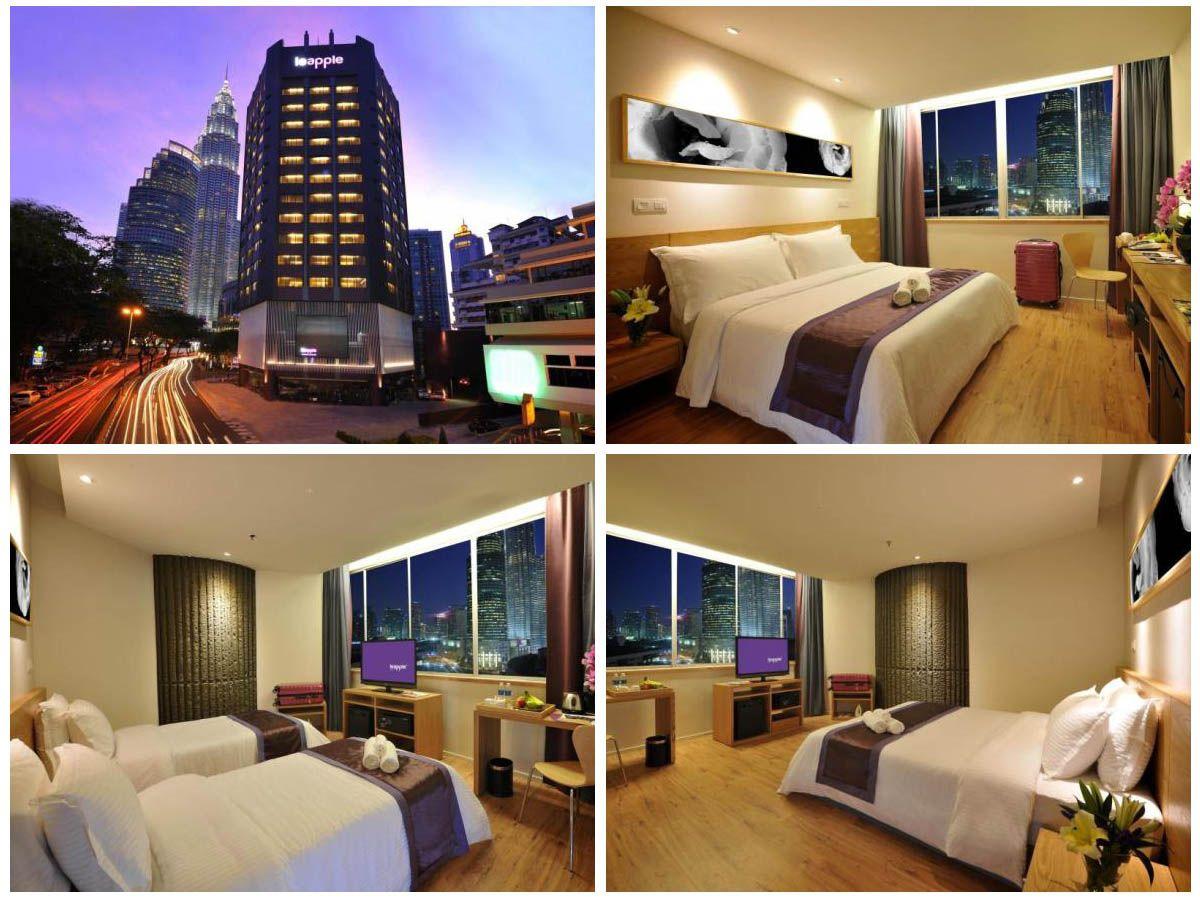 Недорогой отель в двух шагах от Петронас и станции местро KLCC | 7 лучших отелей в центре Куала-Лумпура (KLCC) | Малайзия