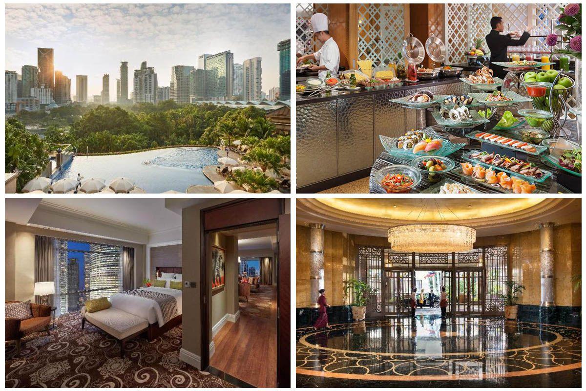 Шикарный отель в самом центре Куала-Лумпура | 7 лучших отелей в центре Куала-Лумпура (KLCC) | Малайзия