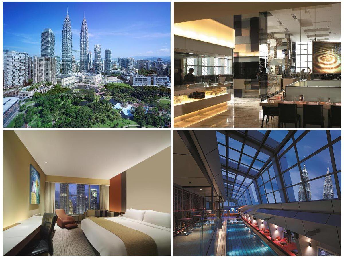 Отель с наилучшим видом на небоскрёбы Петронас | 7 лучших отелей в центре Куала-Лумпура (KLCC) | Малайзия
