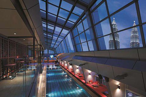 Traders hotel Kuala Lumpur 5 звёзд | Лучшие отели в центре Куала Лумпура | Малайзия
