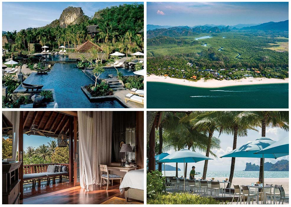 Four Seasons Resort Langkawi - самый шикарный отель на Лангкави | Лучшие отели для отдыха на Лангкави с детьми | Малайзия с AsiaPositive