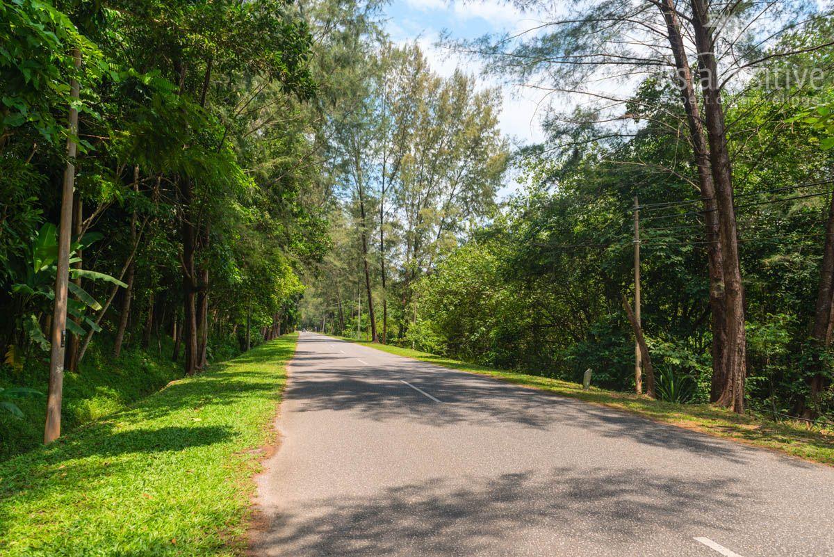 Дороги на острове Лангкави | Транспорт на острове Ланкави (Малайзия) | Путешествия по Азии с AsiaPositive.com
