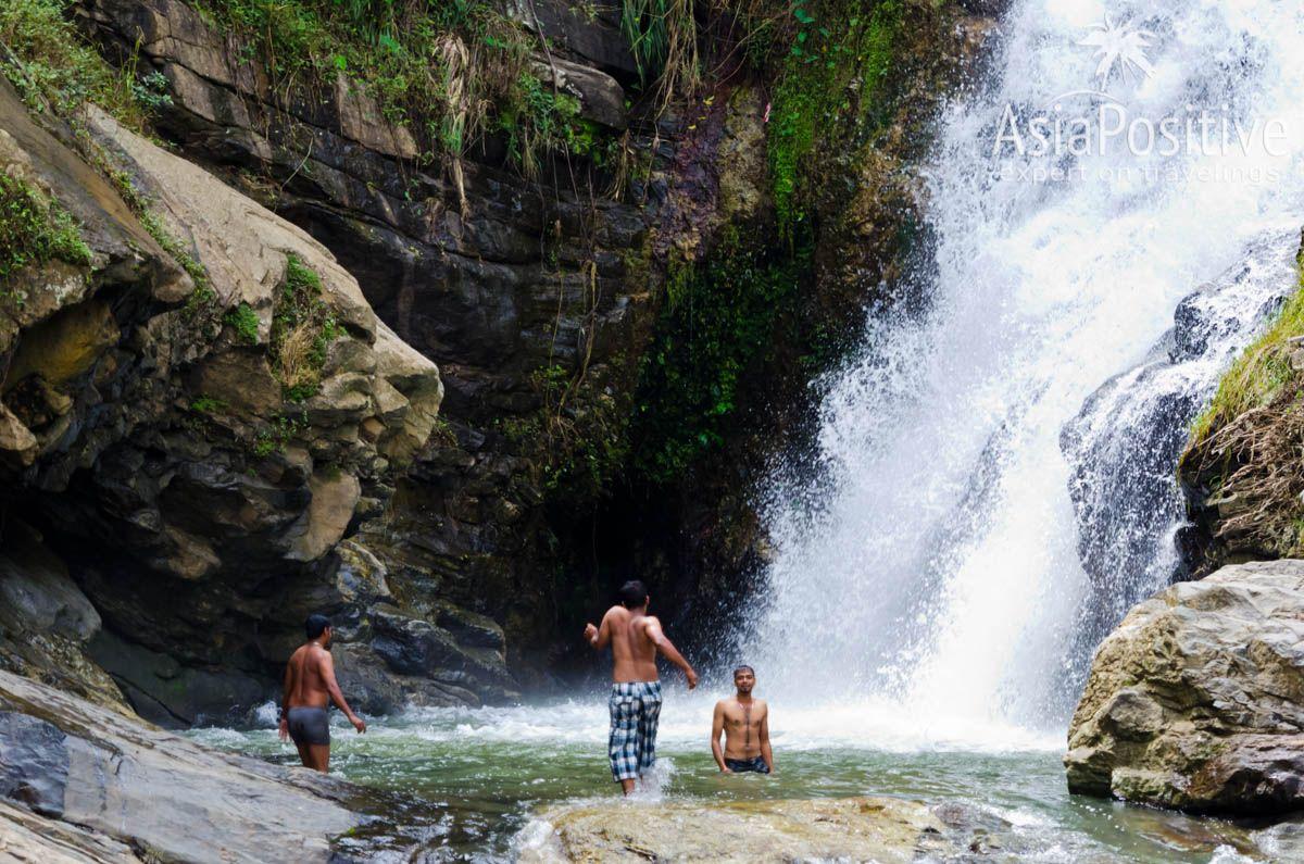 Водопад Равана (Шри-Ланка) | Путешествия AsiaPositive.com