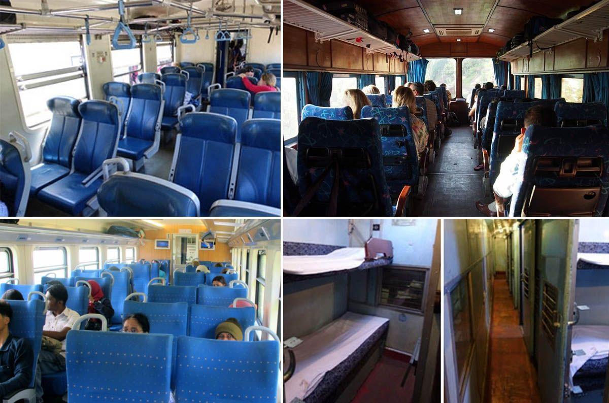 Фото вагонов на сайте для покупки билетов на поезда 12Go.Asia | Как узнать расписание и заранее купить билеты на самые популярные поезда по Шри-Ланке. | Путешествия по Азии с AsiaPositive.com