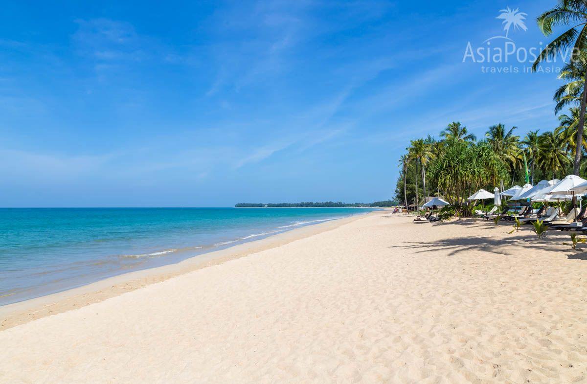 Пляж Кхук Кхак (Khuk Khak) в Као Лаке | Куда ехать - самые популярные курорты Таиланда | Путешествия AsiaPositive.com
