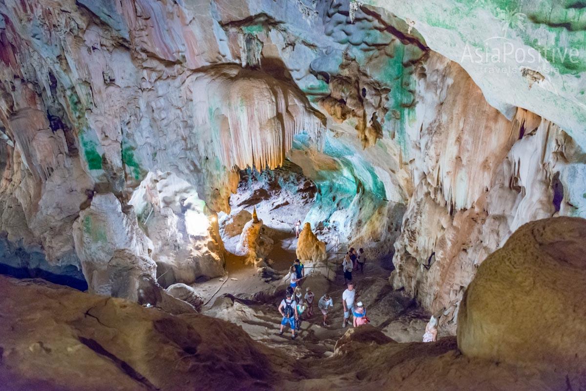Вторая пещера в храме Суван Куха | Экскурсия с Пхукета в Као Лак | Таиланд с AsiaPositive.com