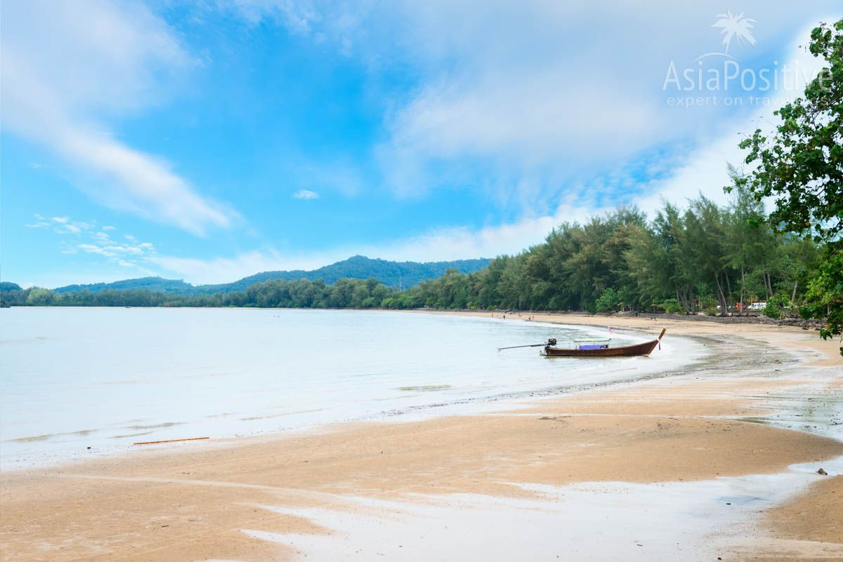 Nopparat Thara beach | Beaches in Ao Nang (Krabi, Thailand) | Travelling in Asia with Asiapositive.com