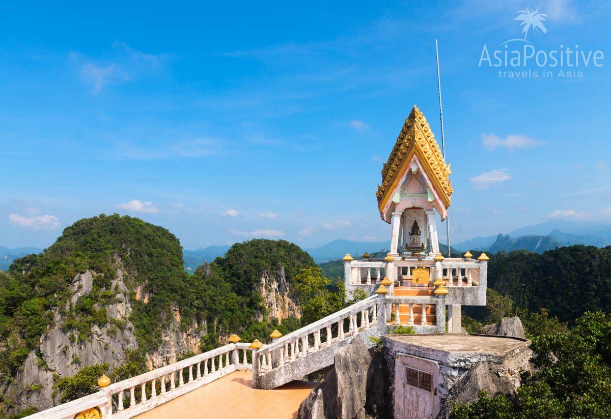 Смотровая площадка и Храм Пещера Тигра (Краби) | Путешествия по Азии с AsiaPositive.com