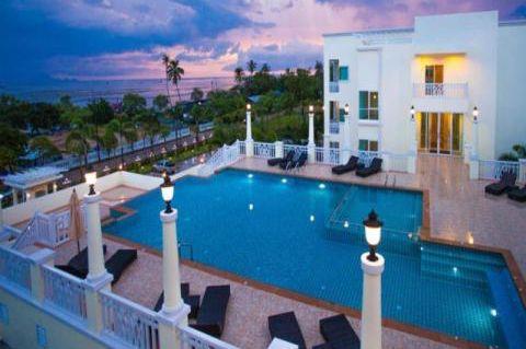 Krabi Front Bay Resort 4* | Лучшие отели в городе Краби (Krabit town) | Таиланд