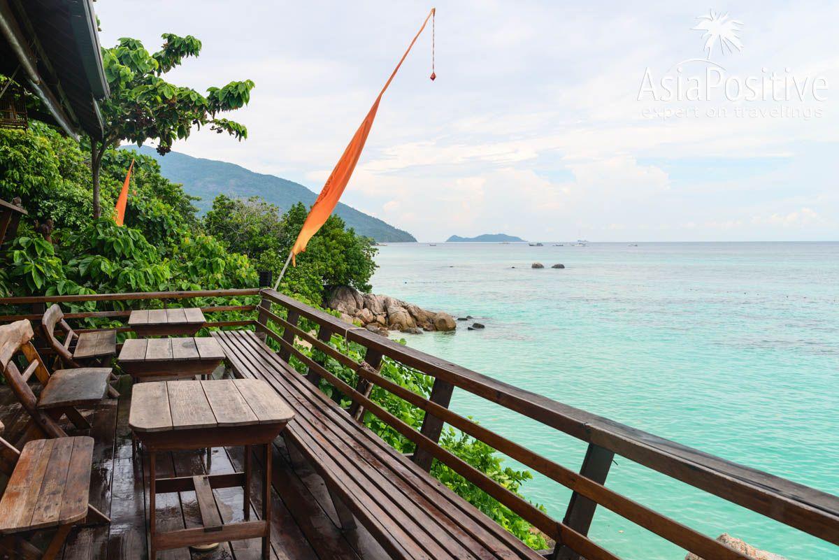 Ресторан с шикарным видом на море и соседние острова | 7 причин поехать на остров Ко Липе | Эксперт по путешествиям AsiaPositive.com