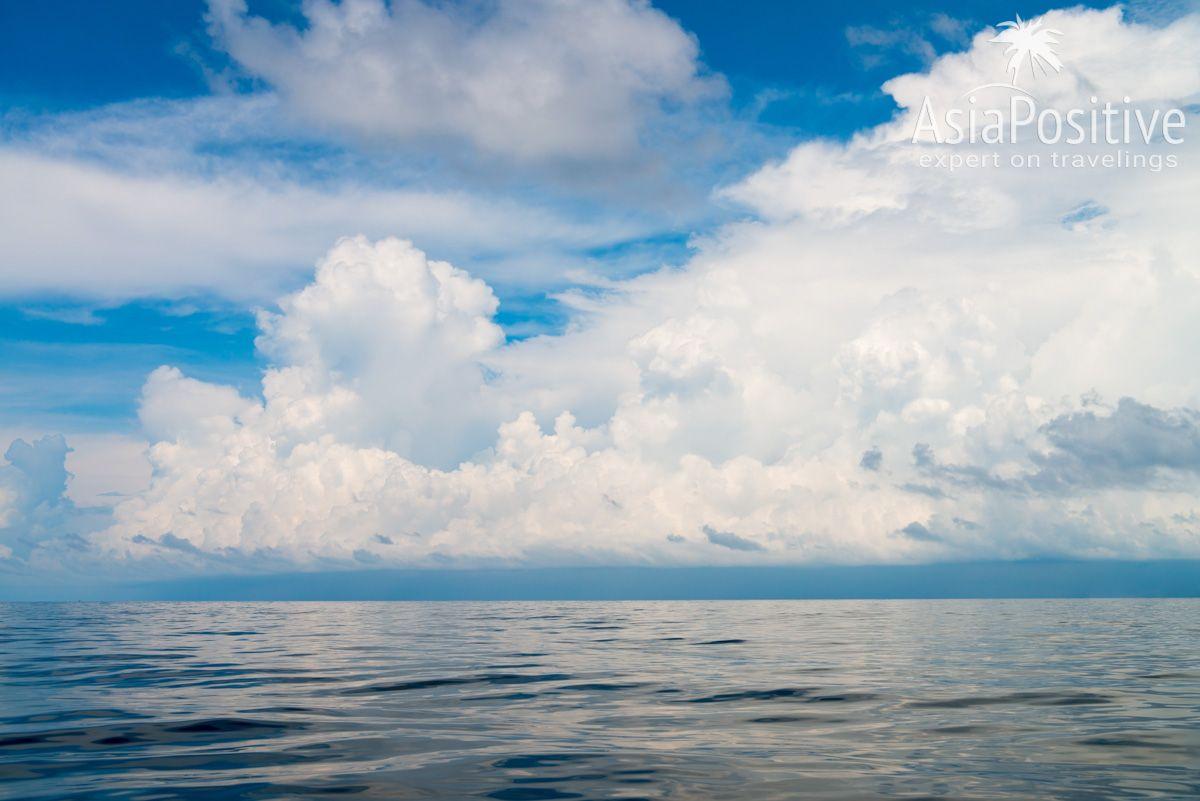 Красивые морские пейзажи сфотографированы с катера на Ко Липе | 7 причин поехать на остров Ко Липе | Эксперт по путешествиям AsiaPositive.com