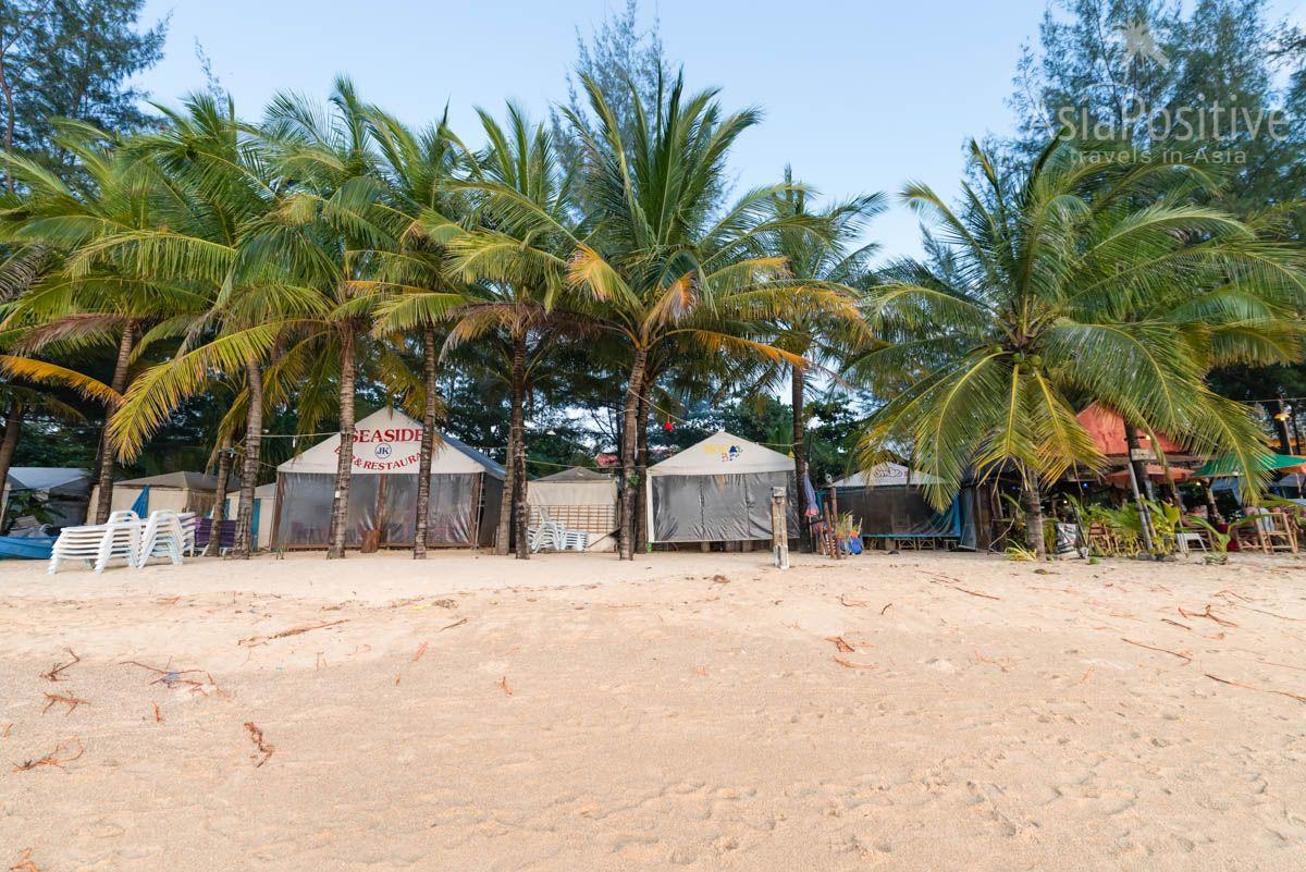 Запустение на пляжах Пхукета летом | Чем плох сезон дождей | Когда лучше ехать отдыхать в Таиланд | Путешествия и отдых с AsiaPositive.com
