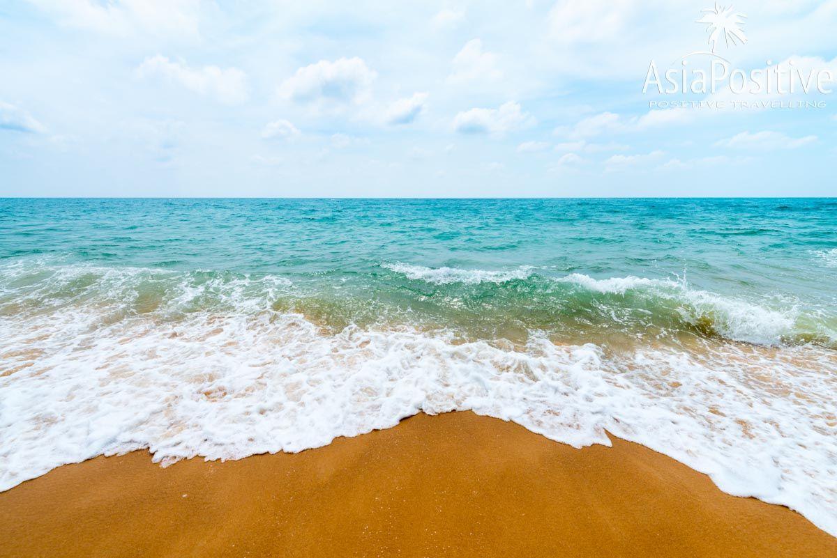 Море на пляже Маи Као (Пхукет) в начале мая месяца | Отдых и погода в Таиланде в мае | Путешествия AsiaPositive.com