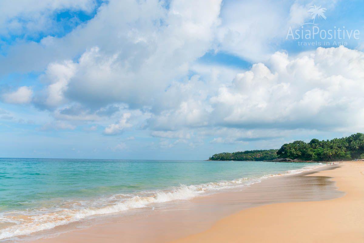 Море в апреле на пляже Сурин (о. Пхукет) | Погода и климат в Таиланде | Когда и куда стоит ехать | Путешествия с Asiapositive.com