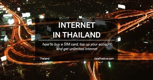Internet in Thailand