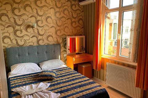 Anadolu Hotel | Недорогие отели в районе Султанахмет | Стамбул, Турция