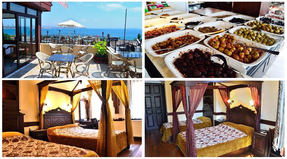 Hotel Alp Guesthouse | Недорогие отели в районе Султанахмет, Стамбул | Путешествия с AsiaPositive.com