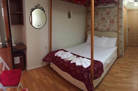 Marmara Huesthouse | Недорогие отели в районе Султанахмет | Стамбул, Турция