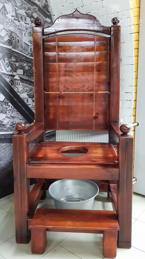 Туалет может быть и таким | Музей истории туалета