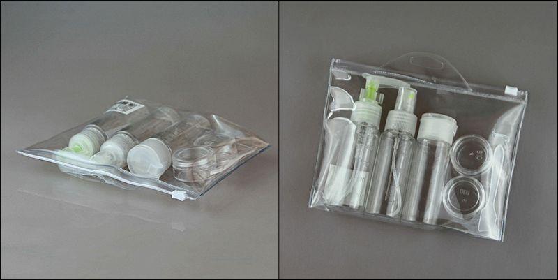 Набор для жидкостей, который можно брать в самолёт в ручную кладь | Что нельзя брать в самолёт | Путешествия с AsiaPositive.com