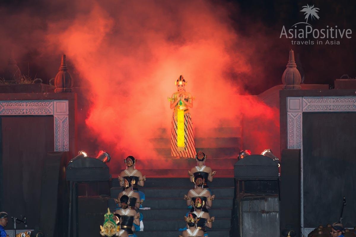Очищение Ситы огнём | Рамаяна - самая популярная легенда Азии | Путешествия AsiaPositive.com