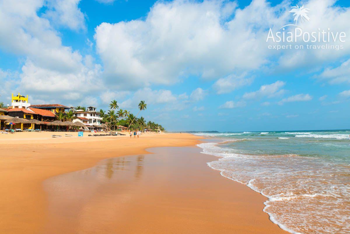 Пляж Хиккадува на юго-западном побережье Шри-Ланки | Что посмотреть на Шри-Ланке | Путешествия с AsiaPositive.com