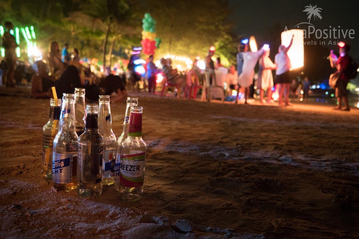 Празднование Нового Года на пляжах Пхукета