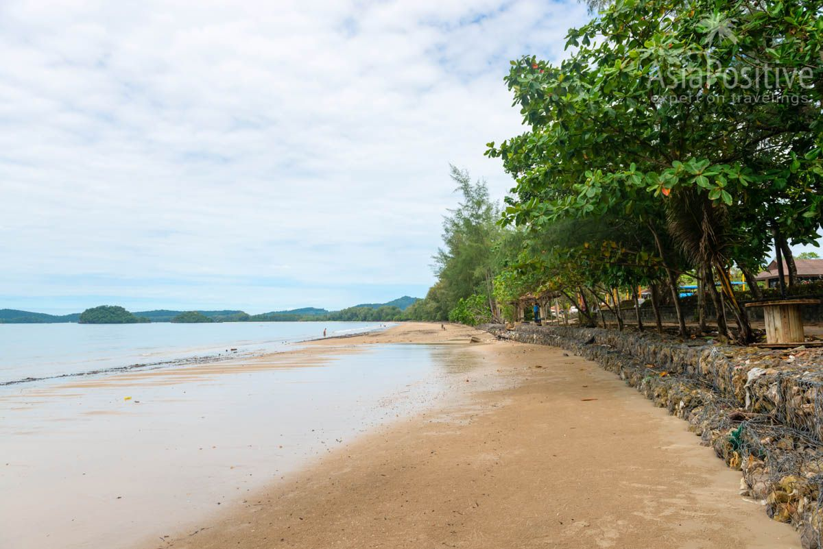 Пляж Хат Ноппарат Тара (Ао Нанг, Краби, Таиланд) | Путешествия Asiapositive.com