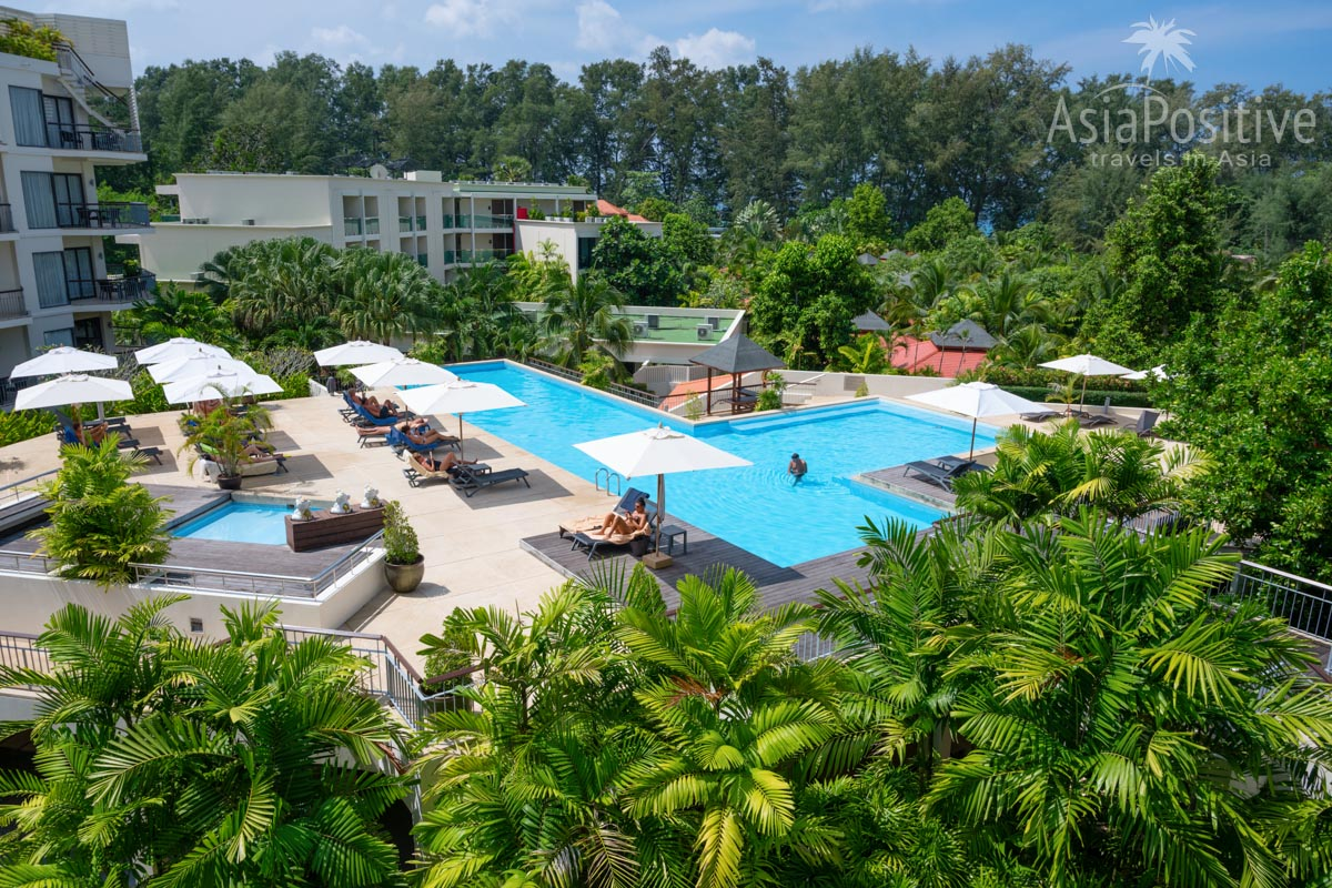 Отель с квартирами - отличный вариант для семьи с детьми | Таиланд, Пхукет | Путешествия с AsiaPositive.com