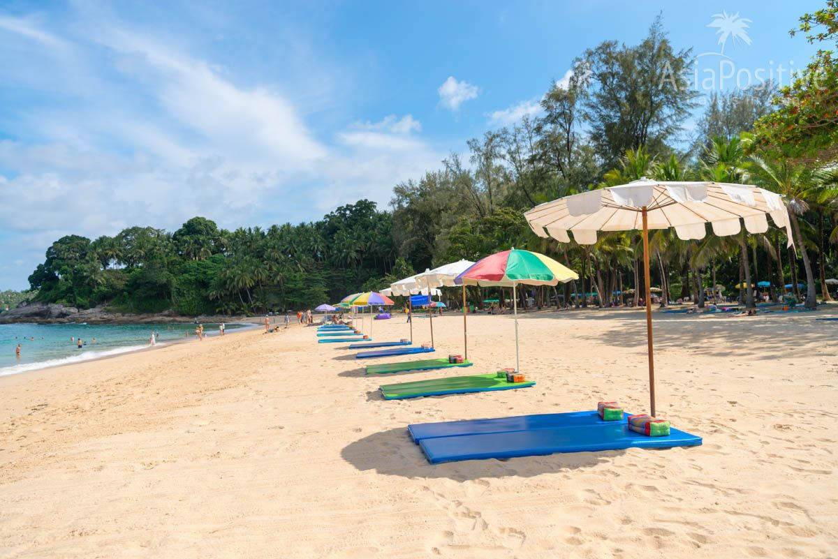 На пляже можно быстро сгореть, если не пользоваться защитным кремом | Таиланд | Путешествия с AsiaPositive.com