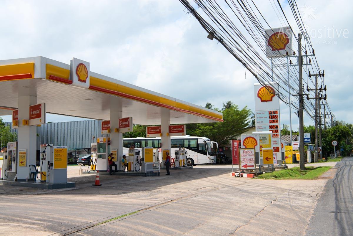 Классическая заправка на Пхукете | Автов в аренду | Таиланд | Путешествия AsiaPositive.com