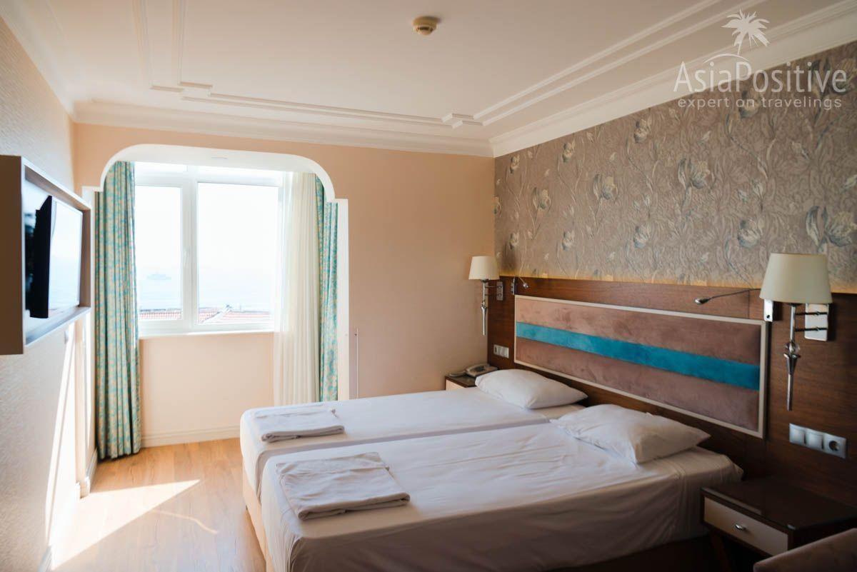 Номер в бесплатном отеле (4 звезды) | Как бесплатно остановиться в отеле в Стамбуле | Турция | Путешествия с AsiaPositive.com