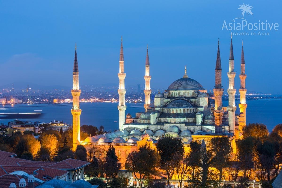 Комендантский час - возможность погулять по безлюдным улочкам Стамбула | Турция | Путешествия с AsiaPositive.com