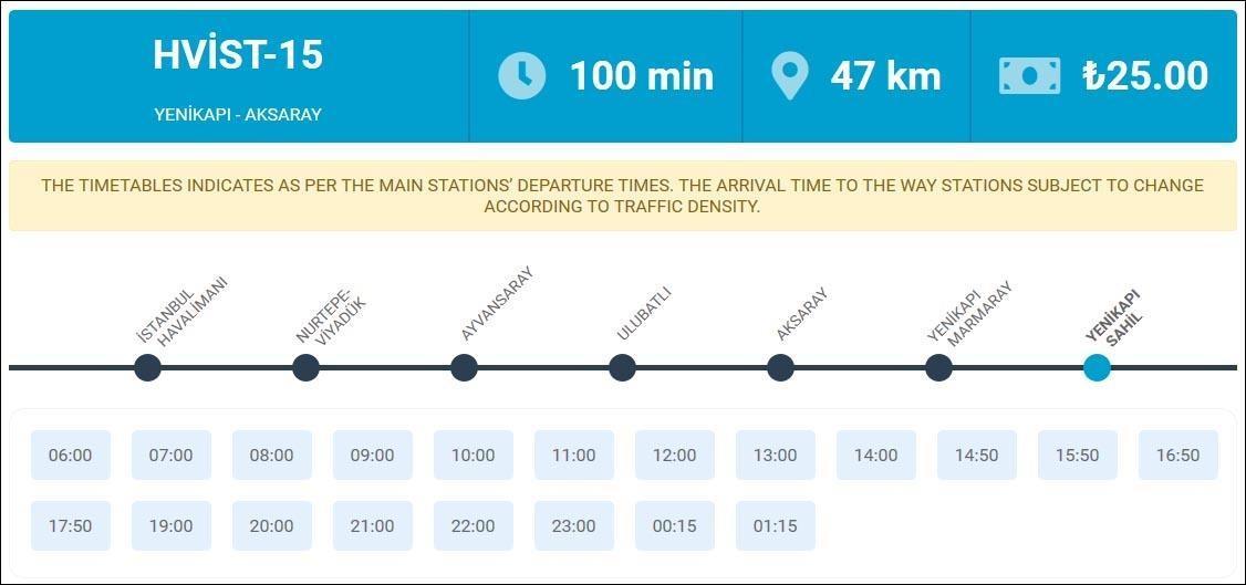 Маршрут и расписание автобуса Аэропорт - центр Стамбула | Как добраться из аэропорта Стамбула в Султанахмет | Путешествия с AsiaPositive.com